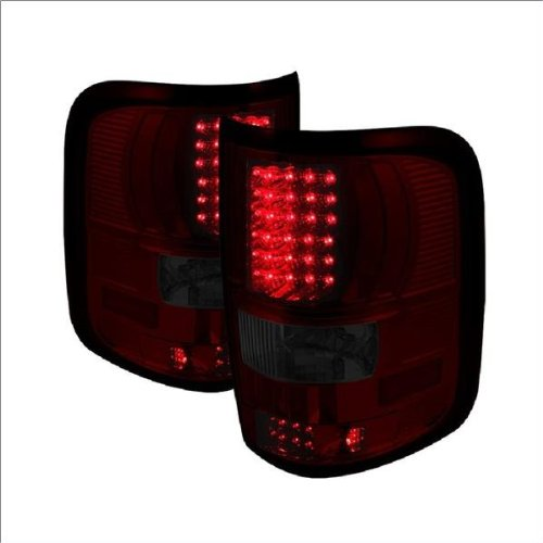 Spyder LED ユーロ / Altezza Tail ライト 04-07 Ford F-150 (海外取寄せ品)