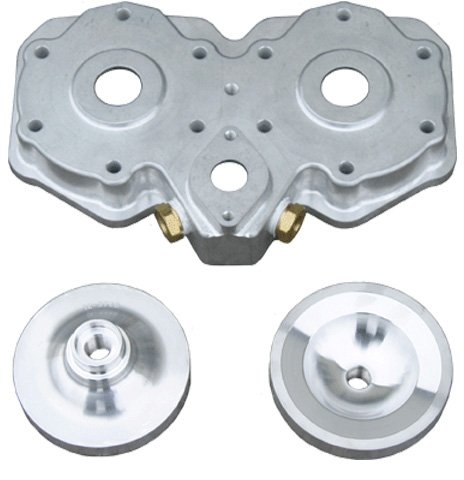 SLP Billet Head セット for スキー-Doo 800 XP (Carb) at 8000 フィート and up elevation (海外取寄せ品)