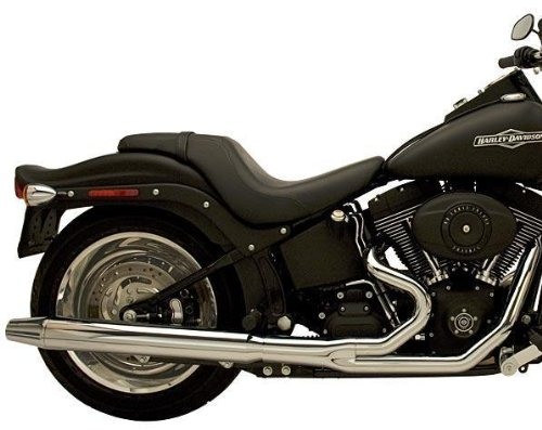 SuperTrapp 178-71590 Silent Series 2:1 Exhaust System (海外取寄せ品)