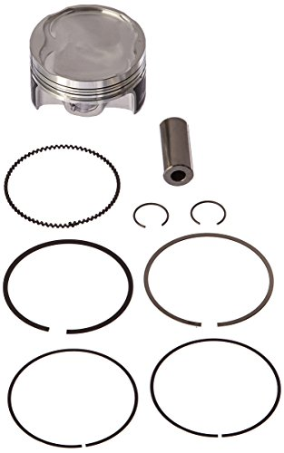 Wiseco 40049M08600 86.00mm 11:1 Compression Watercraft Piston キット (海外取寄せ品)