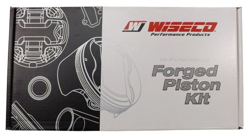 Wiseco (SK1394) 91.00mm 9.5:1 Compression 4-Stroke Piston キット for スキー-Doo Snowmobile (海外取寄せ品)