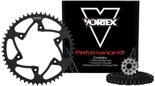 Vortex CK4118 チェーン and Sprocket キット (海外取寄せ品)
