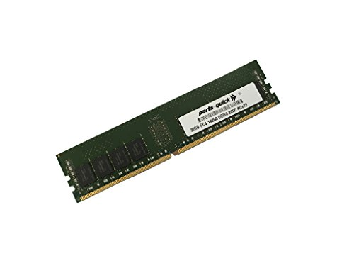 32GB メモリ memory for Supermicro SuperServer F628R3-FTPT+ (Super X10DRFF-ITG) DDR4 PC4-2400 レジスター DIMM (PARTS-クイック BRAND) (海外取寄せ品)