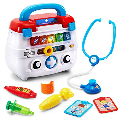 VTech Pretend and Discover Doctor's キット 「汎用品」(海外取寄せ品)