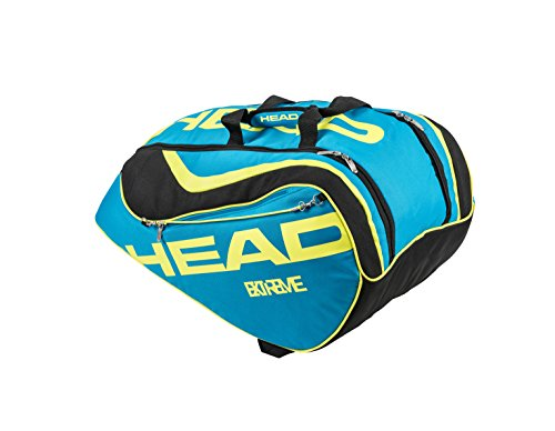 Head Extreme Ultra Combi Racquetball Bag (海外取寄せ品)