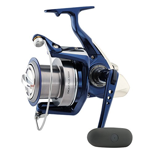 Daiwa Emcast Plus 5500A Spinning Reel, シルバー (海外取寄せ品)