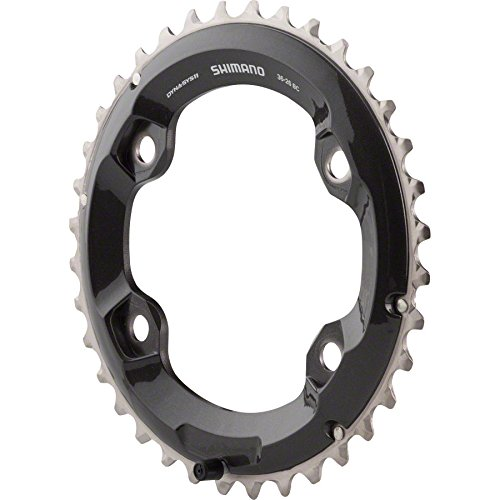 Shimano FC-M8000 Bicycle Chainring - 36T-BC for 36-26T - Y1RL98080 (海外取寄せ品)