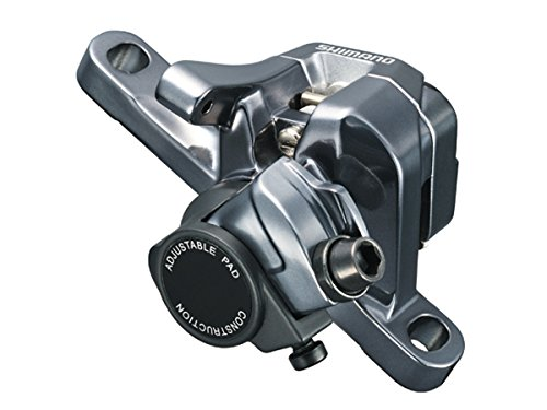 Shimano Cyclocross BR-CX77 ディスク Brake Caliper with レジン Pads フロント or Rear (海外取寄せ品)