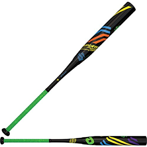 DeMarini USSSA/NSA/ISA Dinger Slinger 17 Slow Pitch バット, 26 oz (海外取寄せ品)