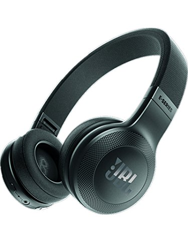 JBL E45BT On-Ear Wireless Headphones (Black) 『海外取寄せ品』
