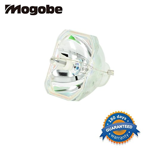 For ELPLP55 Compatible bare bulb for V13H010L55 EPSON PowerLite Presenter; EPSON EB-W8D EPSON H335A by Mogobe (海外取寄せ品)