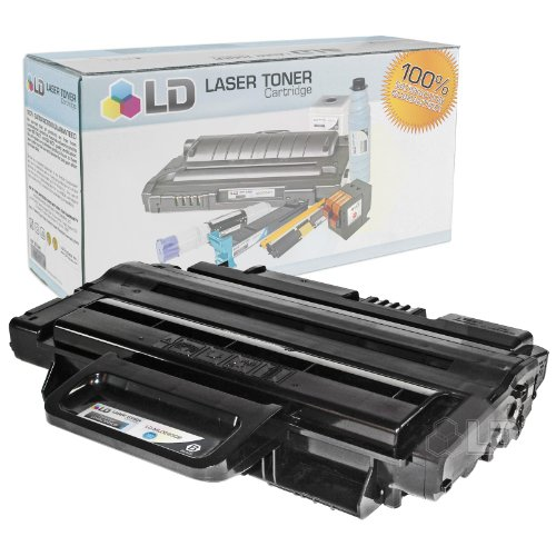 LD c Compatible サムスン ML-D2850B / ML-D2850A ハイ Yield ブラック Toner Cartridge for ML-2850, ML-2850D, ML-2850DR, ML-2851ND, ML-2851NDL and ML-2851NDR (海外取寄せ品)