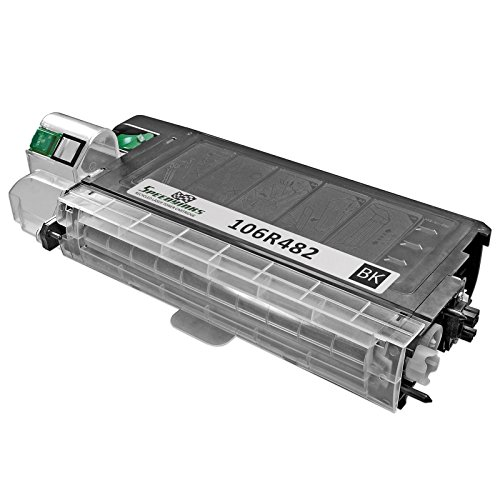 Speedy Inks - Compatible Xerox 106R482 ブラック Laser Toner Cartridge for use in WorkCentre XL2120, WorkCentre XL2120 デジタル, WorkCentre XL2130, WorkCentre XL2130f, WorkCentre XL2130f デジタル (海外取寄せ品)