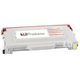 LD c Compatible イエロー Laser Toner Cartridge for Brother TN04Y (海外取寄せ品)