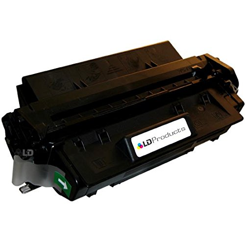 LD c Remanufactured ブラック Laser Toner Cartridge for Canon 6812A001AA (L50) (海外取寄せ品)