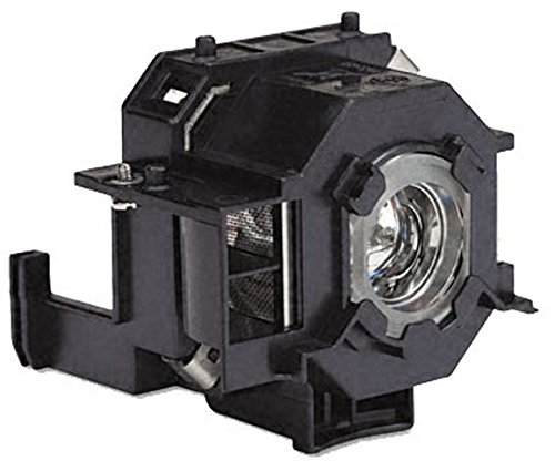 Epson Powerlite W6 Projector Assembly with 170 ワット UHE オスラム Projector Bulb (海外取寄せ品)