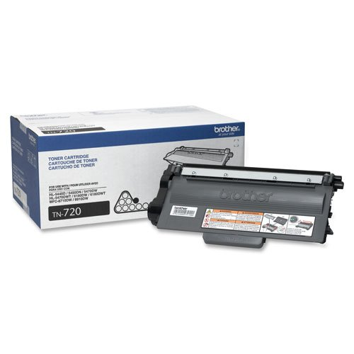Tn720 Toner Cartridge For Mfc-8710dw Mfc-8910dw (海外取寄せ品)
