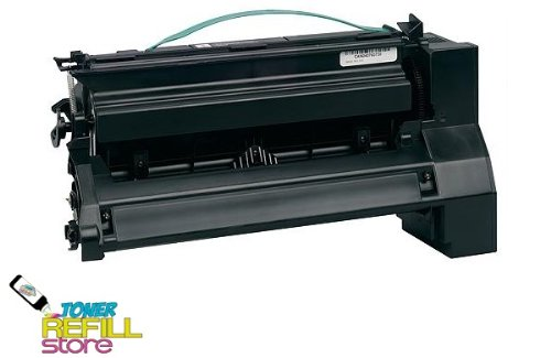 Toner Refill ストアー ? ブラック Remanufactured Toner Cartridge for IBM 39V1911 39V1919 39V1915 IBM InfoPrint 1754 1764 (海外取寄せ品)