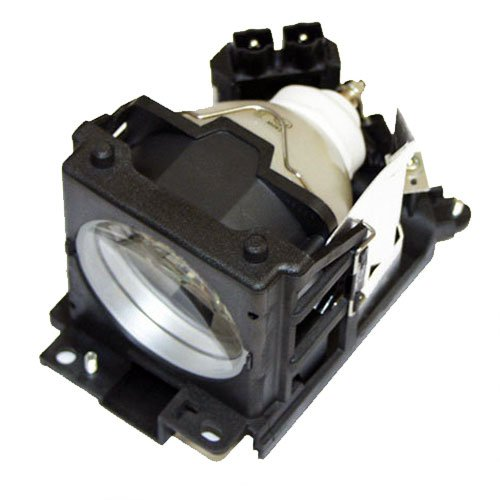Hitachi CP-HX3080, CP-HX4060, CP-HX4080, CP-X440, CP-X443, CP-X444, CP-X445, CP-X445W, CPX445LAMP, DT00691 リプレイスメント ランプ with ハウジング and 150 デイズ 「汎用品」(海外取寄せ品)
