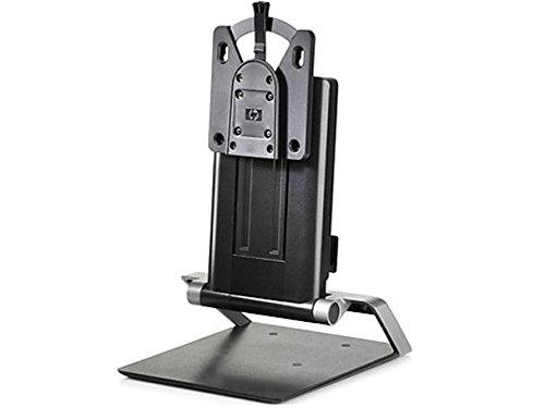 HP G1V61AA Integrated Work センター Stand ミニ / ティン Clients, モニター/デスクトップ stand, 17