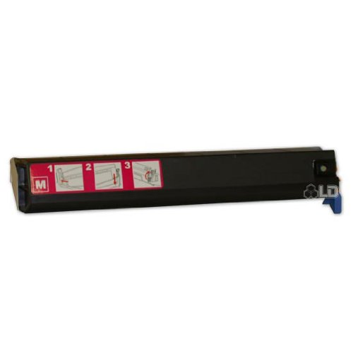 LD c Okidata C9300/C9500 Series 'Type C5' Compatible ハイ Yield Magenta 41963602 Laser Toner Cartridge (海外取寄せ品)