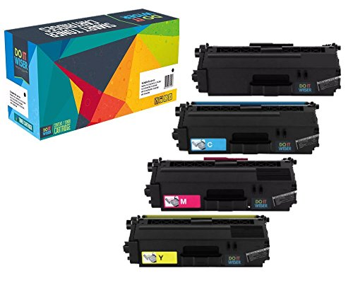 Do it Wiser Compatible ハイ Yield Toner Cartridge リプレイスメント for Brother TN336 MFC L8850CDW MFC L8600CDW HL L8250CDN HL L8250CDW HL L8350CDW HL L8350CDWT MFC L8650CDW DCP L8400CDN DCP L8450CDW 4-パック (海外取寄せ品)