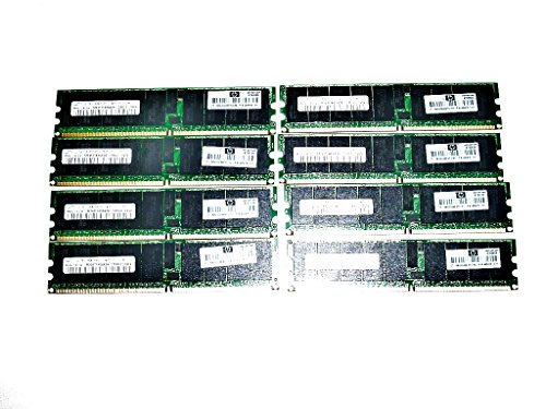 8x 8GB = 64gb 2Rx4 PC2-5300P HP 405478-071 Server Memory for DL585 G5 DL385 G2 (海外取寄せ品)