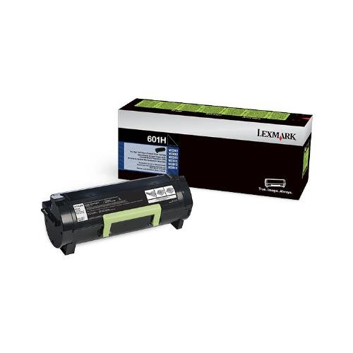 LEX60F1H00 - Lexmark 601H ハイ Yield Return Program Toner Cartridge (海外取寄せ品)
