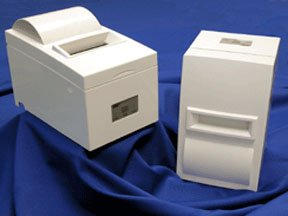スター MICRONICS 39323310 Receipt Printer, SP542MC42, I MPact, Cutter, パラレル, グレー (海外取寄せ品)