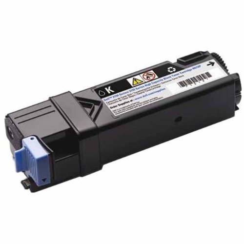 デル N51XP ブラック Toner Cartridge 2150cdn/2150cn/2155cdn/2155cn カラー Laser Printers (海外取寄せ品)