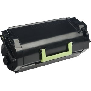 Lexmark 620HG ハイ Yield Return Program Toner Cartridge for US Government, 25000 Yield (62D0H0G) (海外取寄せ品)