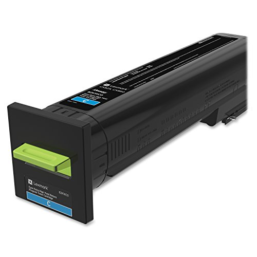 Lexmark 82K1XC0 Toner Cartridge, シアン (海外取寄せ品)