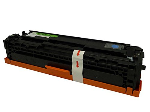 Monoprice 110077 MPI Remanufactured HP 128A - シアン (CE321A) Laser/Toner (海外取寄せ品)