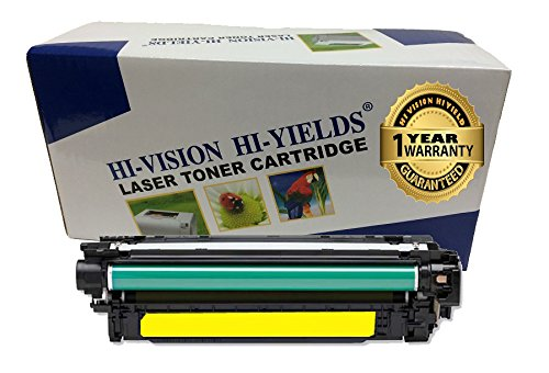 HI-ビジョン R Compatible Canon GPR-45 (6260B001AA) イエロー Toner Cartridge リプレイスメント (6,400 ページ Yield) for Laser ImageRunner LBP5480 (海外取寄せ品)