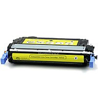 MPI CB402A Compatible Laser Toner Cartridge for HP カラー LaserJet CP4005 (YEL... (海外取寄せ品)