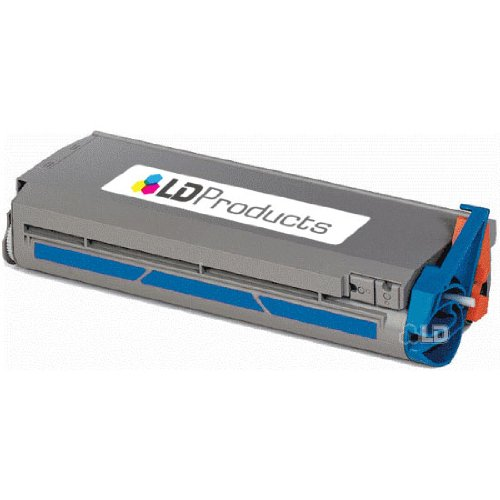 LD c Okidata Remanufactured 41304207 シアン 'Type C2' Laser Toner Cartridge (海外取寄せ品)