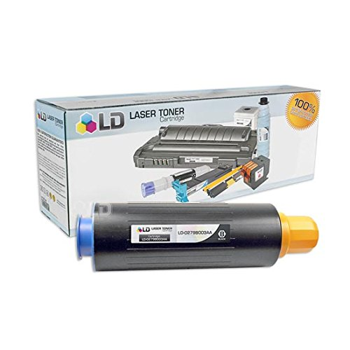 LD c Compatible ブラック Laser Toner Cartridge for Canon 0279B003AA (GPR17) for ImageRunner 5070/5570/6570 (海外取寄せ品)