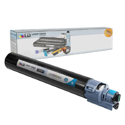 LD c Compatible ハイ Yield 820024 シアン Laser Toner Cartridge for Ricoh (海外取寄せ品)