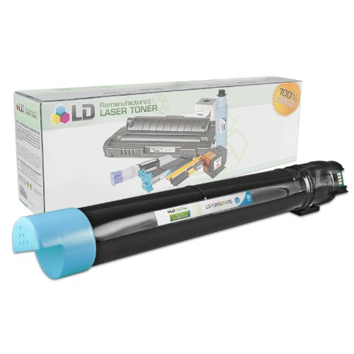 LD c Remanufactured Xerox 106R01436 ハイ Yield シアン Laser Toner Cartridge for use in Xerox Phaser 7500, 7500DN, 7500DT, 7500DX, and 7500N Printers (海外取寄せ品)