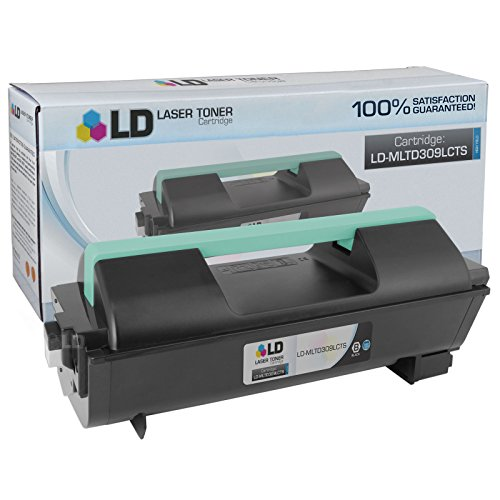 LD c Compatible リプレイスメント for サムスン MLT-D309L ハイ Yield ブラック Laser Toner Cartridge for use in サムスン ML-5512ND, and ML-6512ND Printers (海外取寄せ品)