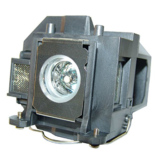 Epson ELPLP57 リプレイスメント ランプ - 230 W Projector ランプ - UHE - 2500 Hour Normal, 3500 Hour エコノミー Mode - V13H010L57 「汎用品」(海外取寄せ品)