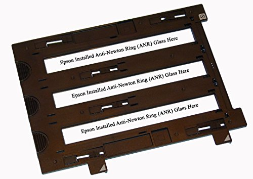 Epson Perfection V800 - 35mm Film Holder Or Film Guide ネガティブ Or ポジティブ (海外取寄せ品)