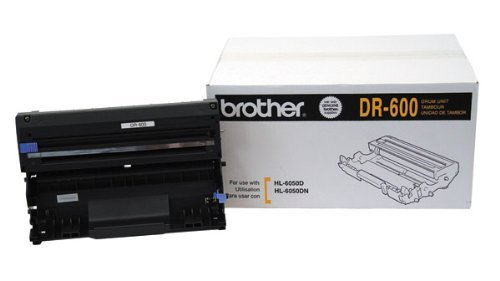 Brother OEM Drum DR600 (1 Each) (DR600) - (海外取寄せ品)