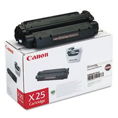 ブランド Brand New Genuine Canon 8489A001AA ( Canon X25 ) Laser Toner Cartridge - ブラック, デザイン to Work for Canon ImageClass MF5770, Canon LBP-3210 (海外取寄せ品)