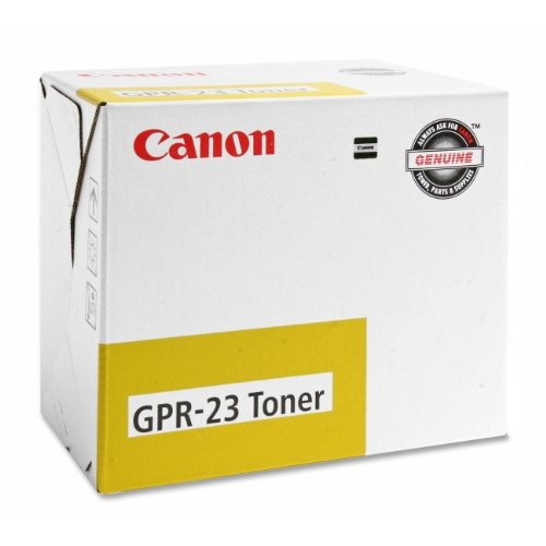 Canon 0459B003AA ( Canon GPR-23 ) Laser Toner Drum - イエロー, Works for ImageRunner C3480, ImageRunner C3480i (海外取寄せ品)