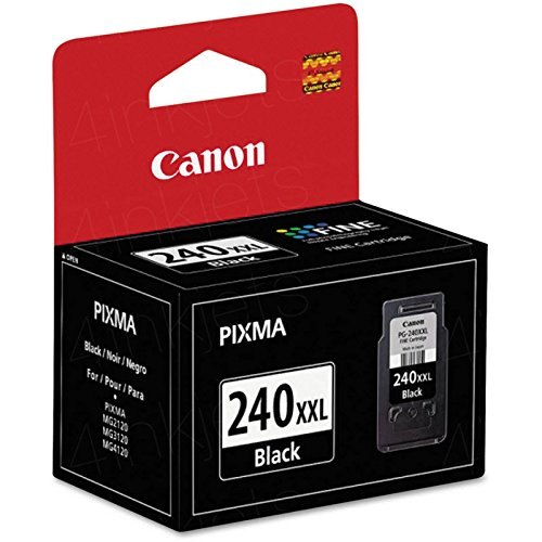 Canon PG-240XXL Office プロダクト ファイン Cartridge Ink (5) (海外取寄せ品)
