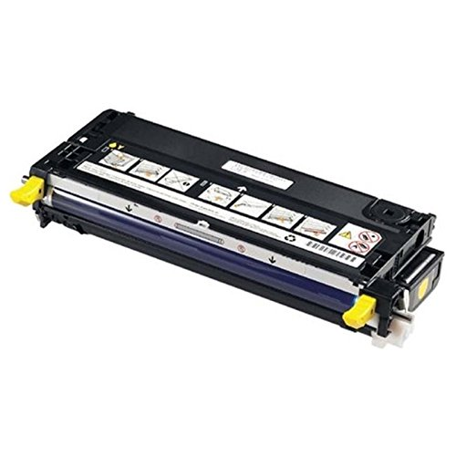 APLUS c 1 パック イエロー Xerox 6180 113R00725 ハイ Yield Toner Cartridge for XEROX Phaser 6180 Phaser 6180MFP Phaser 6180MFP/N Phaser 6180N Phaser 6180DN Phaser 6180MFP/D カラー Laser Printers Remanufactured (海外取寄せ品)