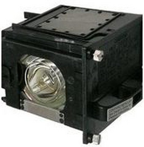 Mitsubishi 915P049020 Projection TV Cage Assembly with オリジナル P-VIP Bulb (海外取寄せ品)