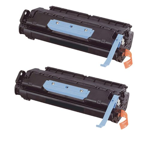 HI-ビジョン HI-YIELDS R Compatible Toner Cartridge リプレイスメント for Canon 106 (2-Pack) (海外取寄せ品)