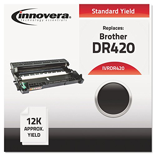 IVRDR420 - Remanufactured DR420 Drum by Innovera (海外取寄せ品)